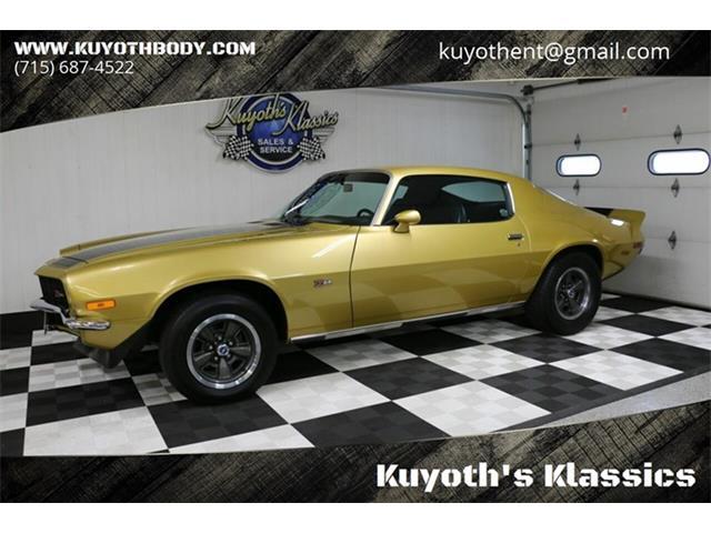 1971 Chevrolet Camaro (CC-1331243) for sale in Stratford, Wisconsin