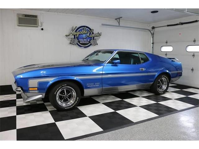 1971 Ford Mustang (CC-1331244) for sale in Stratford, Wisconsin