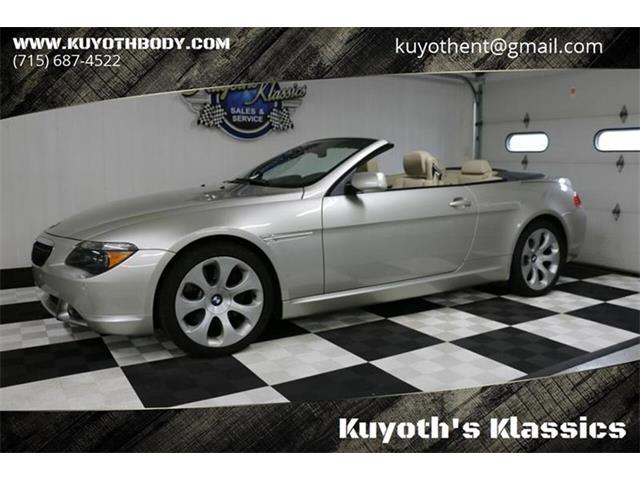 2005 BMW 6 Series (CC-1331255) for sale in Stratford, Wisconsin