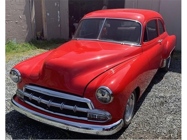 1952 Chevrolet 2-Dr Sedan (CC-1331257) for sale in Thomasville, North Carolina