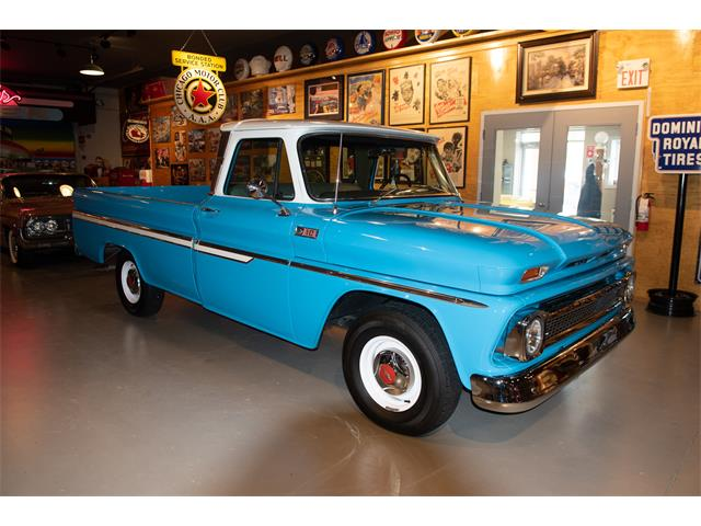 1965 Chevrolet Custom (CC-1331258) for sale in SUDBURY, Ontario