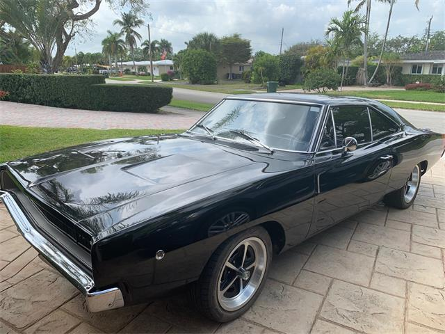 1968 Dodge Charger R/T (CC-1331260) for sale in Fort Lauderdale, Florida