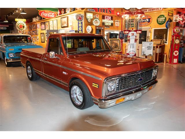 1972 Chevrolet Pickup (CC-1331261) for sale in SUDBURY, Ontario
