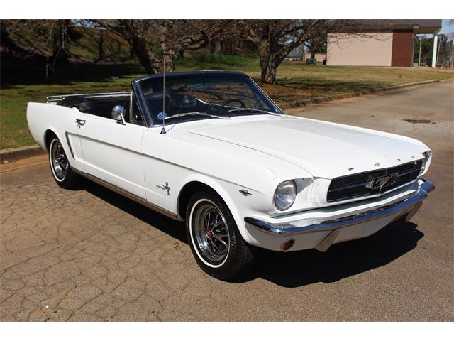 1965 Ford Mustang (CC-1331265) for sale in Roswell, Georgia