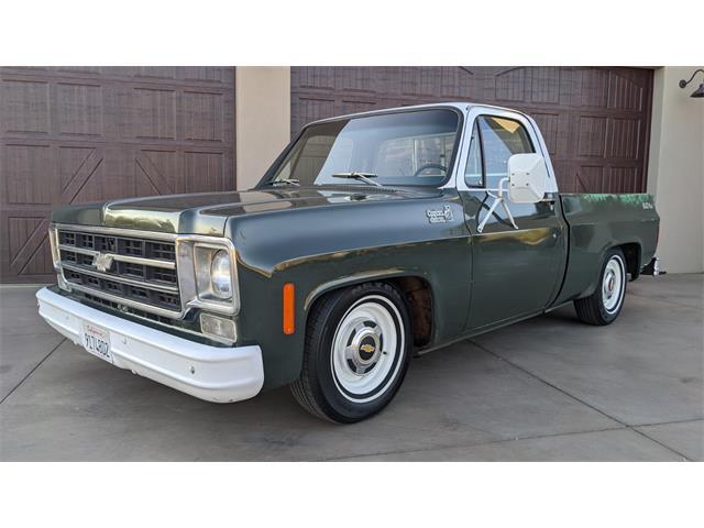 1978 Chevrolet C10 (CC-1331266) for sale in North Phoenix, Arizona