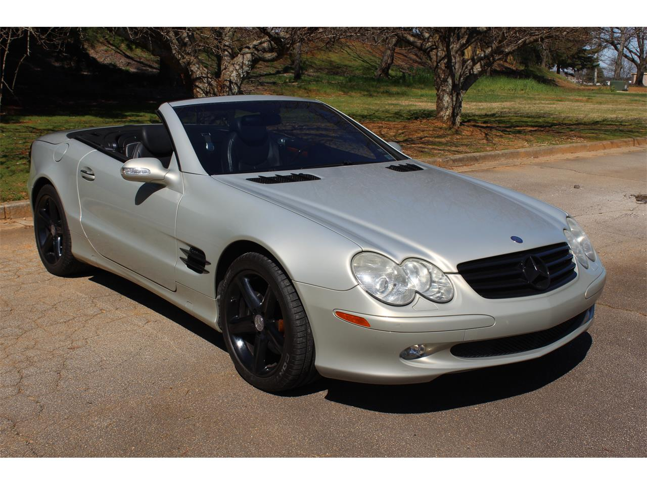 2003 Mercedes-Benz SL55 (CC-1331268) for sale in Roswell, Georgia