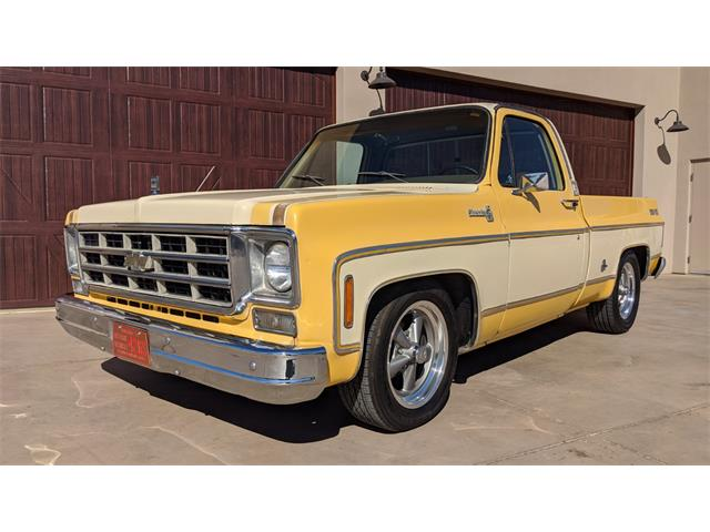 1977 Chevrolet C10 (CC-1331269) for sale in North Pheonix, Arizona