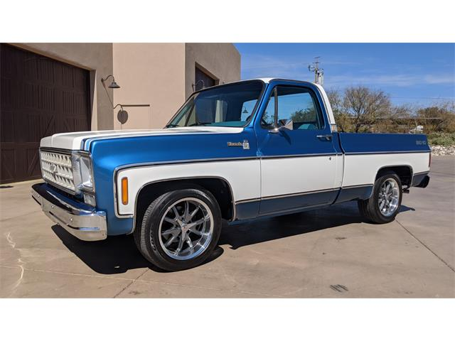 1978 Chevrolet C10 (CC-1331284) for sale in North Phoenix , Arizona