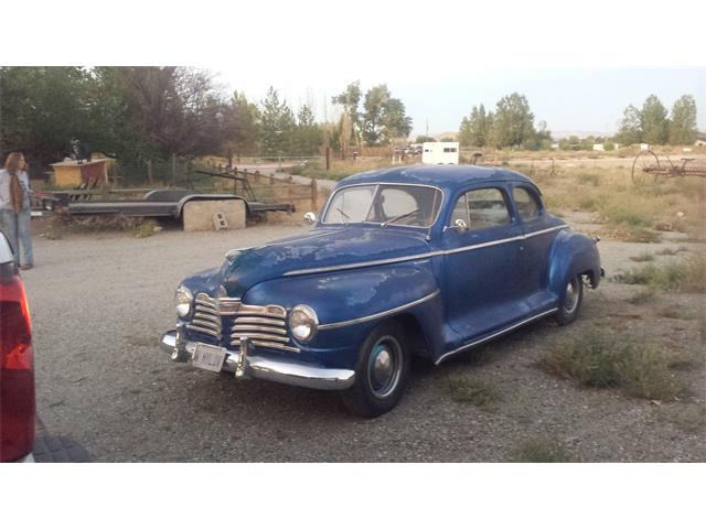 1947 Plymouth Coupe (CC-1331299) for sale in Yerington, Nevada
