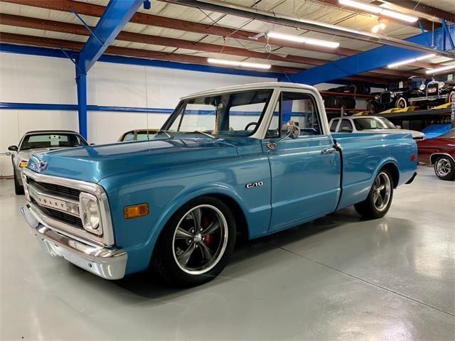 1970 Chevrolet C10 (CC-1331301) for sale in North Royalton, Ohio