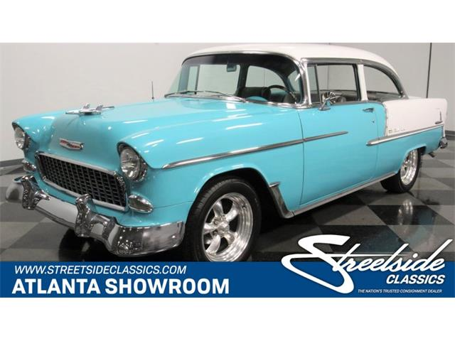 1955 Chevrolet Bel Air (CC-1331315) for sale in Lithia Springs, Georgia