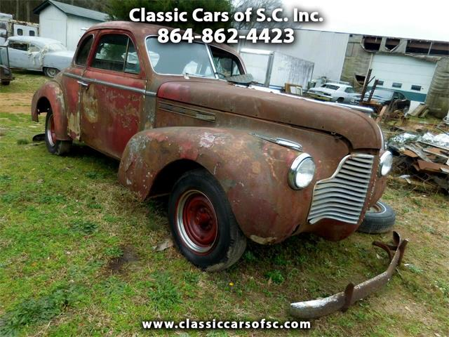 1940 Buick Business Coupe (CC-1331373) for sale in Gray Court, South Carolina