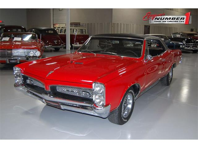 1967 Pontiac GTO (CC-1331376) for sale in Rogers, Minnesota