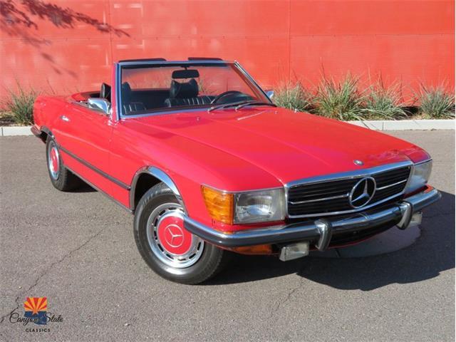 1972 Mercedes-Benz 350SL (CC-1331385) for sale in Tempe, Arizona