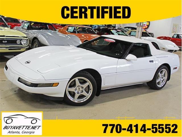 1995 Chevrolet Corvette (CC-1331387) for sale in Atlanta, Georgia