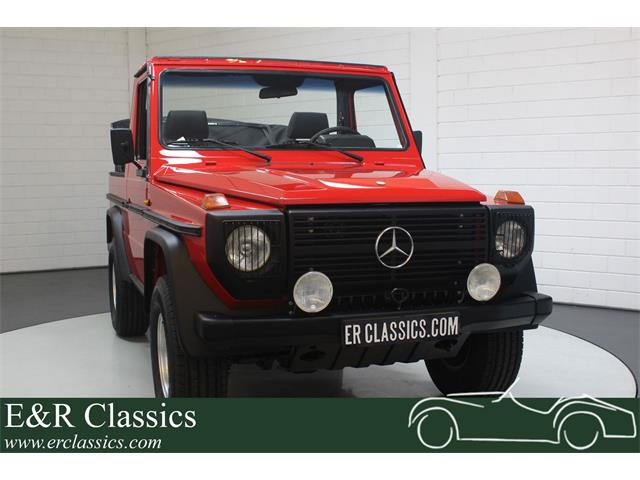 1981 Mercedes-Benz G-Class (CC-1330139) for sale in Waalwijk, Noord-Brabant