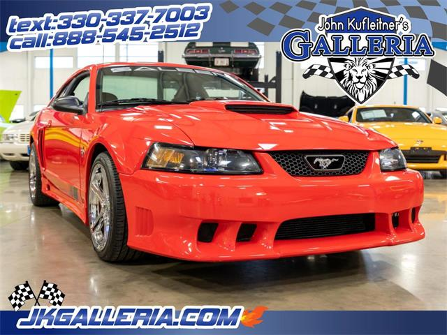 2001 Ford Mustang (CC-1331393) for sale in Salem, Ohio