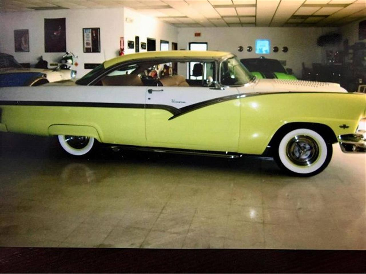 1956 Ford Victoria (CC-1331404) for sale in Cadillac, Michigan
