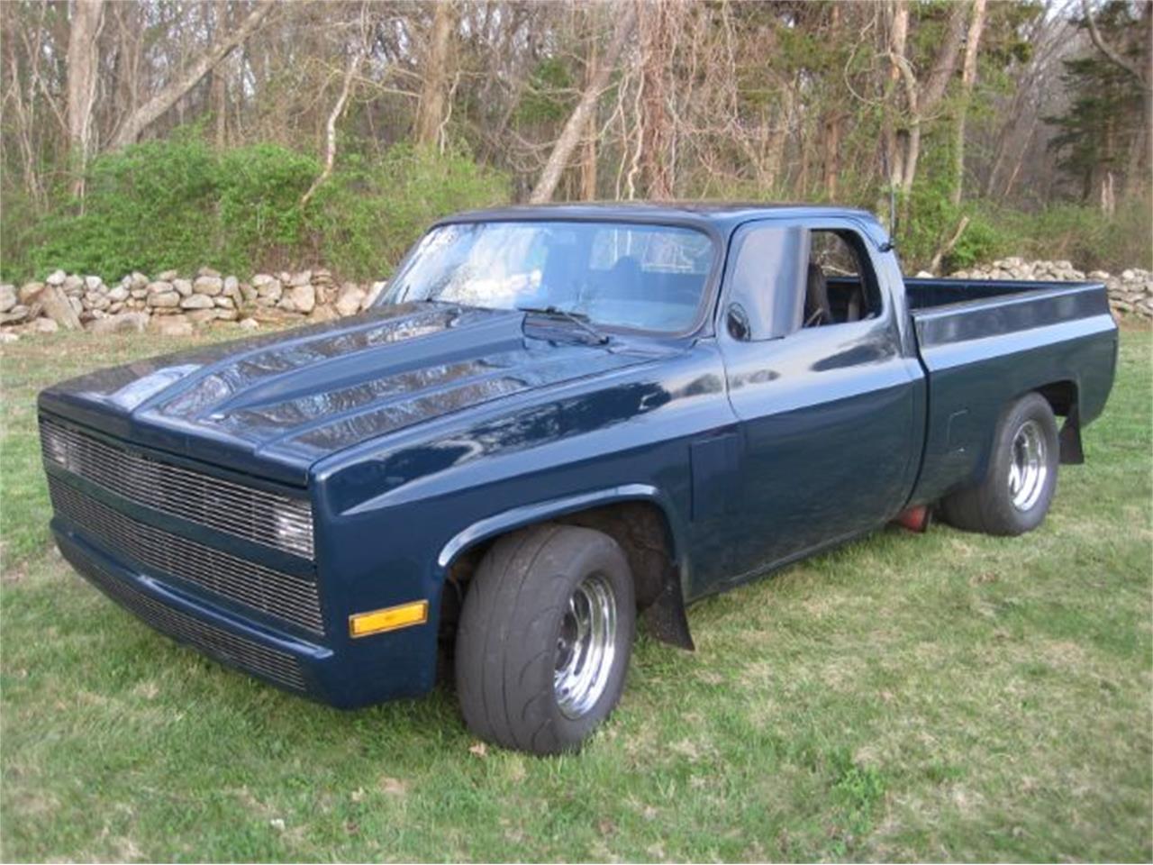 1984 Chevrolet C10 (CC-1331408) for sale in Cadillac, Michigan