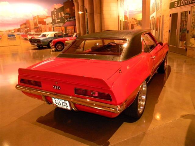 1969 Chevrolet Camaro (CC-1331413) for sale in West Okoboji, Iowa