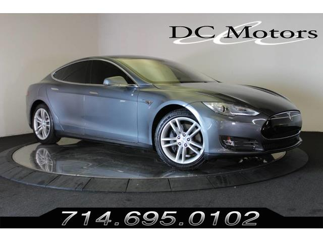 2013 Tesla Model S (CC-1331418) for sale in Anaheim, California