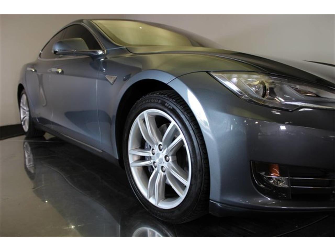 2013 Tesla Model S (CC-1331418) for sale in Anaheim, California