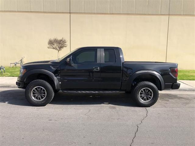 2010 Ford F150 (CC-1331423) for sale in Brea, California