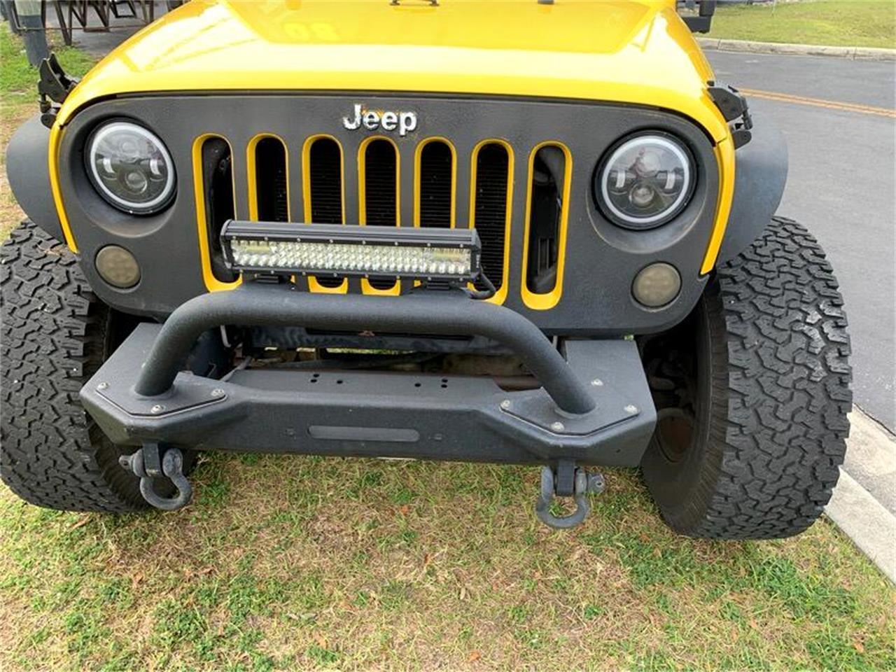 2008 Jeep Wrangler (CC-1331424) for sale in Tavares, Florida