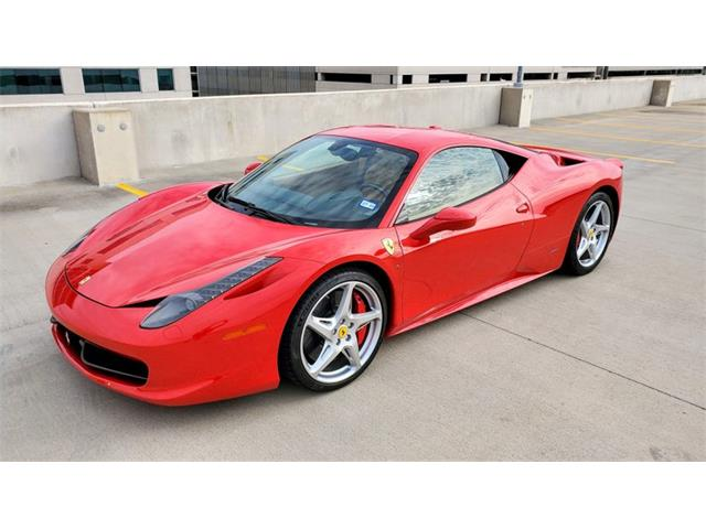 2010 Ferrari 458 (CC-1331435) for sale in Austin, Texas