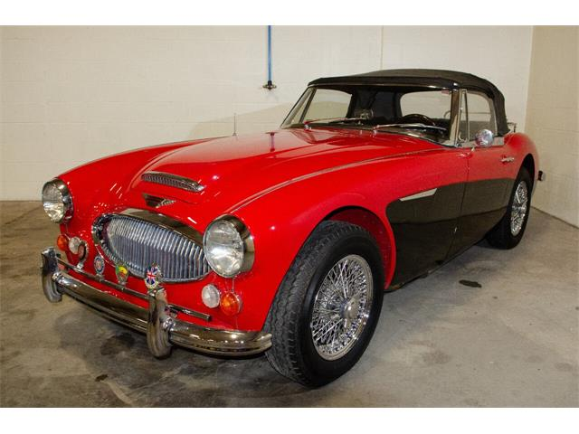 1966 Austin-Healey 3000 (CC-1331438) for sale in St Louis, Missouri