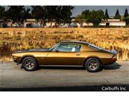 1972 Chevrolet Camaro (CC-1330145) for sale in Concord, California