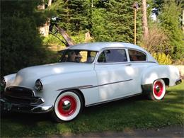 1951 Chevrolet Fleetline (CC-1331479) for sale in Morrisville, Vermont