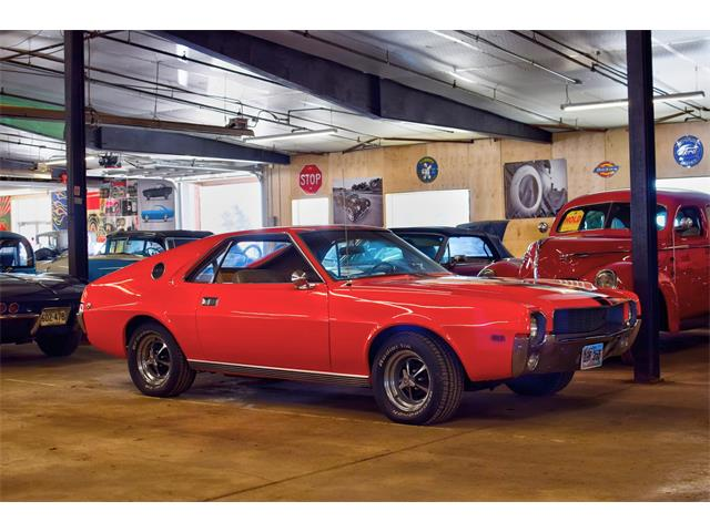 1968 AMC AMX (CC-1331480) for sale in Watertown, Minnesota