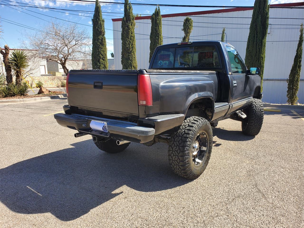 1995 Chevrolet 1500 (CC-1331495) for sale in Canutillo, Texas