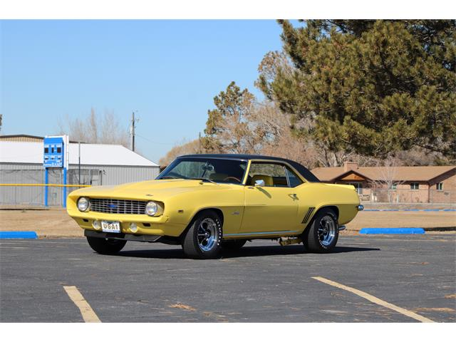 1969 Chevrolet Camaro SS (CC-1331508) for sale in Salt Lake City, Utah