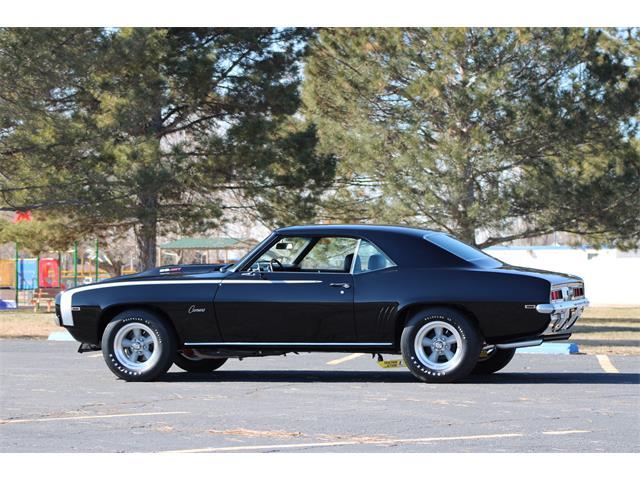 1969 Chevrolet Camaro (CC-1331511) for sale in Salt Lake City, Utah