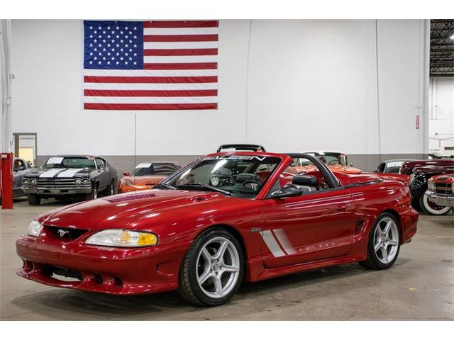 1997 Ford Mustang (CC-1331520) for sale in Kentwood, Michigan