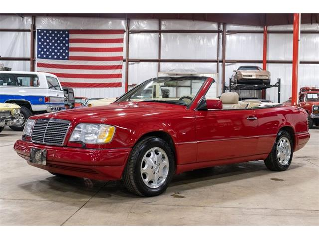 1995 Mercedes-Benz E320 (CC-1331523) for sale in Kentwood, Michigan