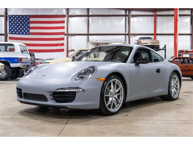 2013 Porsche 911 (CC-1331525) for sale in Kentwood, Michigan