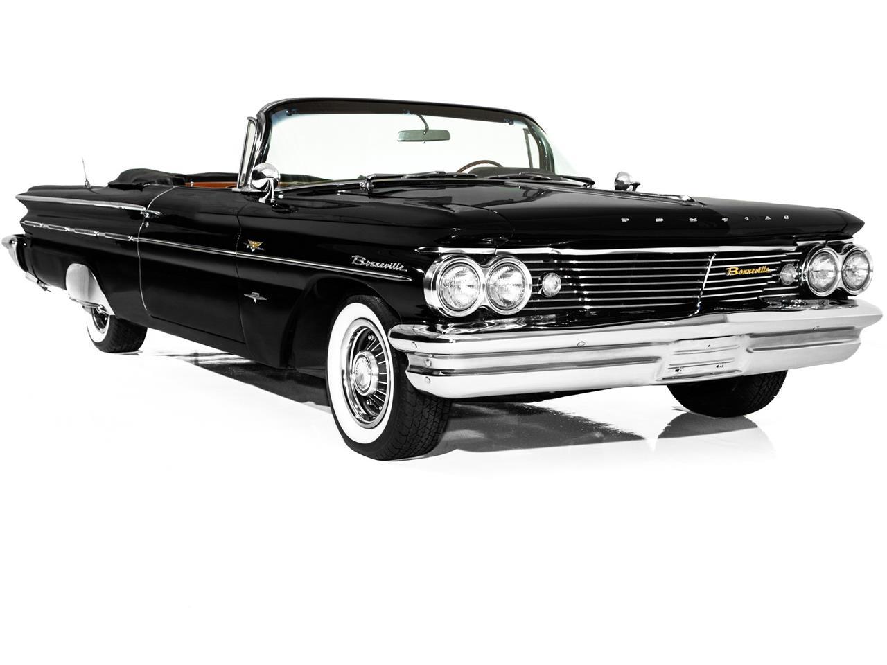 1960 Pontiac Bonneville (CC-1331546) for sale in Des Moines, Iowa
