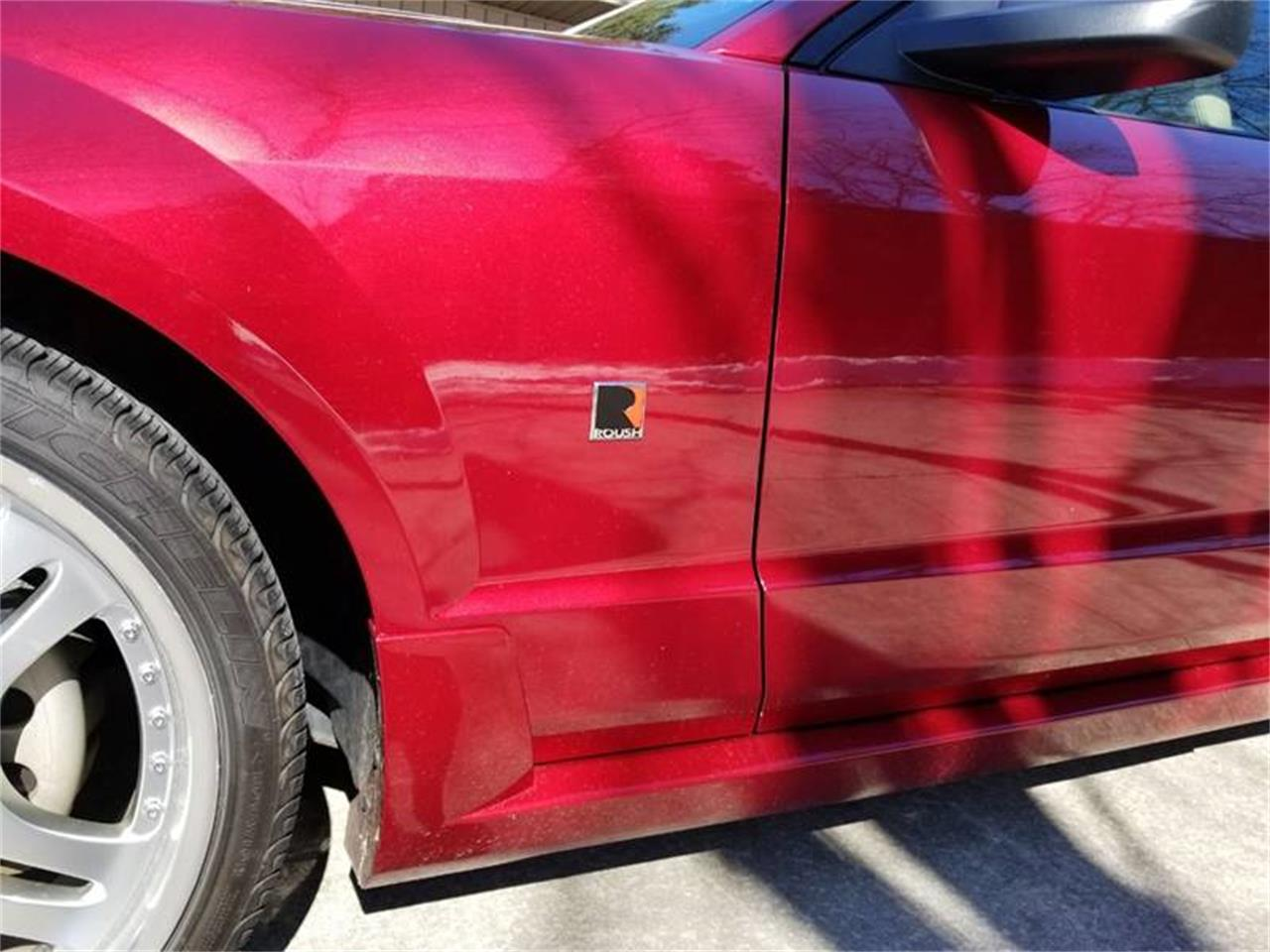 2005 Ford Mustang (CC-1331552) for sale in Stanley, Wisconsin