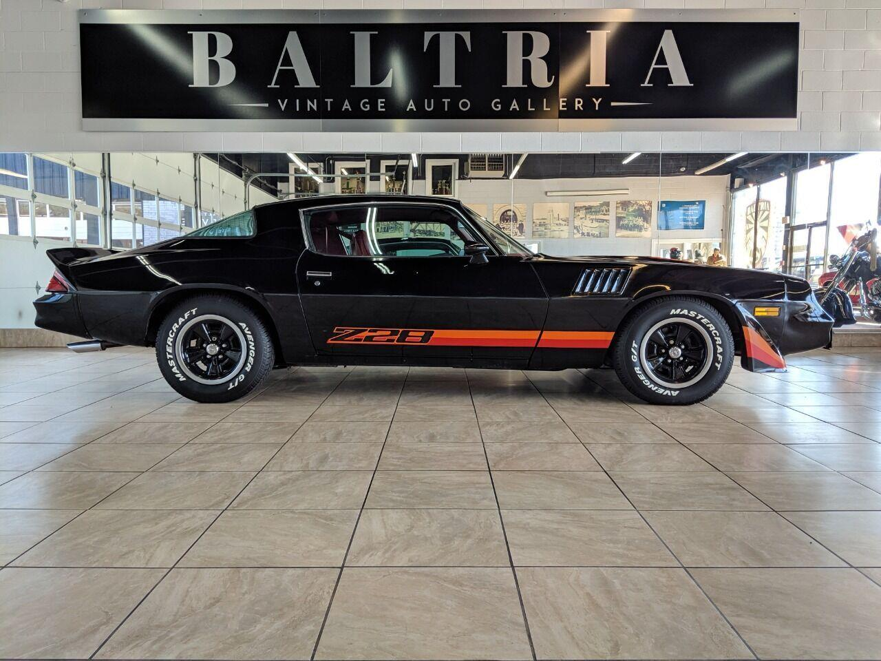 1979 Chevrolet Camaro (CC-1331575) for sale in St. Charles, Illinois