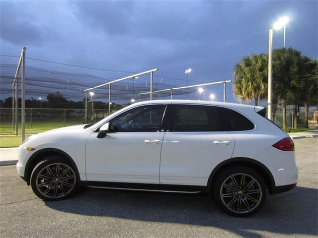 2012 Porsche Cayenne (CC-1330158) for sale in Delray Beach, Florida