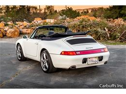 1995 Porsche 911 Carrera (CC-1331584) for sale in Concord, California