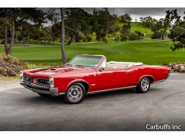 1966 Pontiac GTO (CC-1331585) for sale in Concord, California