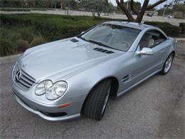 2003 Mercedes-Benz SL500 (CC-1330159) for sale in Delray Beach, Florida