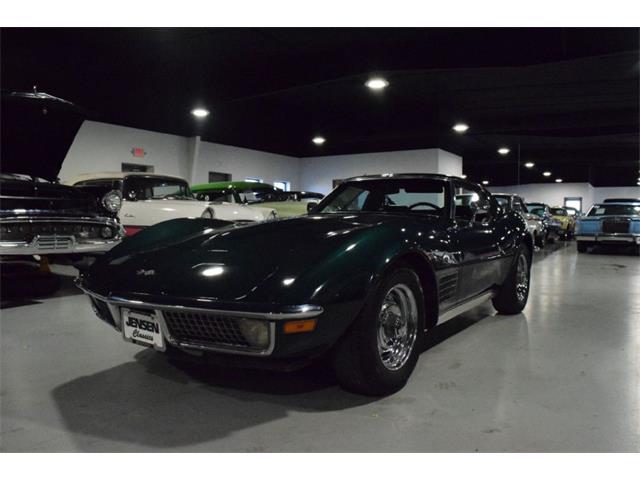 1971 Chevrolet Corvette (CC-1331594) for sale in Sioux City, Iowa