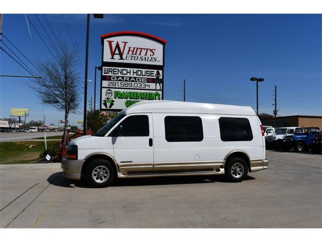 2006 GMC Savana (CC-1331597) for sale in Houston, Texas