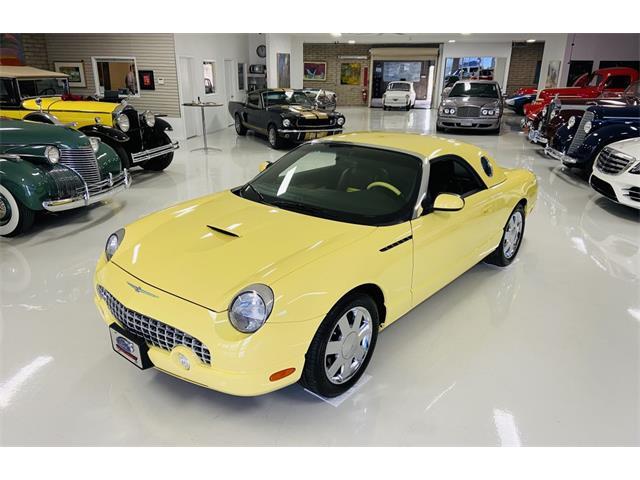 2002 Ford Thunderbird (CC-1330016) for sale in Phoenix, Arizona