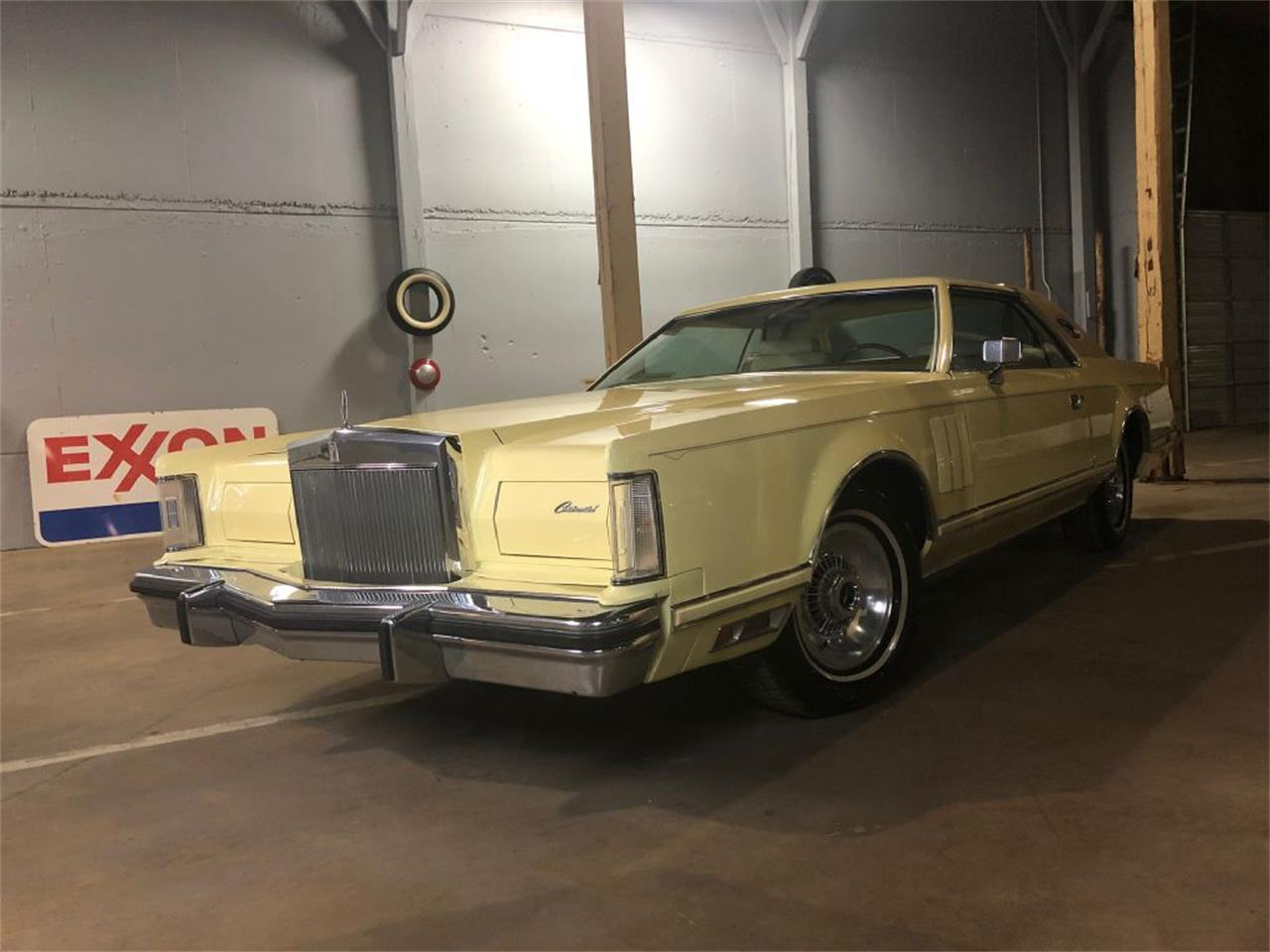 1978 Lincoln Continental (CC-1330160) for sale in Batesville, Mississippi